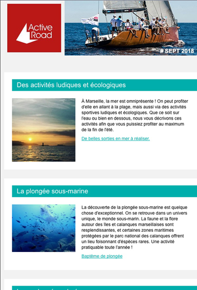 Newsletter Active-Road